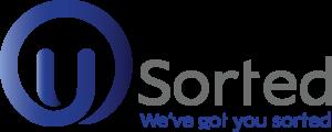 U Sorted Logo