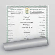 Motor Trade Number Certificate Credibility Documents U Sorted Cars & Finance